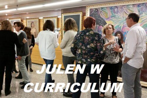 JULENW CURRICULUM